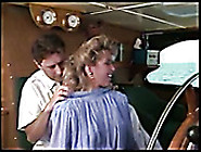 Captivating Blonde Lady Gets Fucked On A Boat By The Captain
