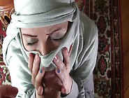 Pov Teen Sloppy Burqa Facefuck And Cumplay. Requested Cfnm Sex Ta