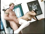 Horny Teen Earns A Massive Creampie
