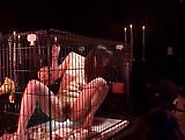 Subtitled Hd Cmnf Japanese Woman In Cage Witchcraft