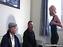 Una Puta Para Dos Jubilados