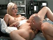 Nurse Jenny Hendrix Is Dicked By A Horny Doctor