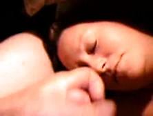 Son Cums On Sleeping Busty Moms Face (Claimed)