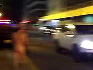 Naked Guy Arrested In Public