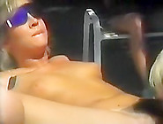Alicia Rio,  Melanie Moore & P. J.  Sparxx Lesbian Threesome