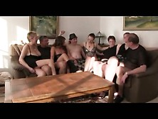 German Amateur Swingers Orgy 1