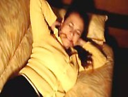 Becky Brazil Cleave Gagged And Tied On The Couch Part 2