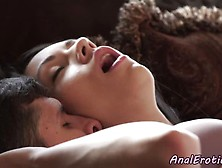 Classy Babe Buttfucked After Sensual Foreplay