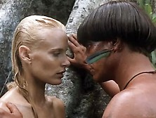 At Play In The Fields Of The Lord (1991) - Daryl Hannah And Kath
