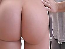 White Woman Mia Malkova With A Circular Ass