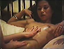 Sensual Lesbian Sex Action Featuring Two Sexy Milfs