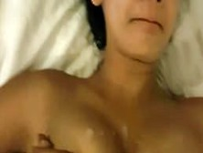 18 Year Old Thai Slut Gets A Huge Load Of Cum On Her Big Natural