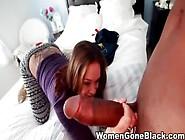 Hottest Milf Blowing Monster Penis