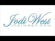 Jodi West Tickled And Vibed