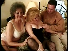 Kitty Foxx And Her Mature Friends