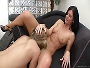 Masturbating Sex Video Featuring India Summer And Chastity Lynn
