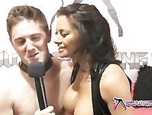 Shebang. Tv Dionne Mendez Amanda Rendall Domination Show