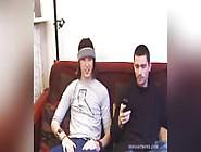 Marshall Blows Straight Boy Daniel