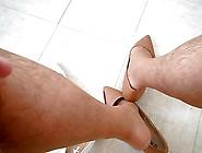 Cumshots Shoes Stilettos 001