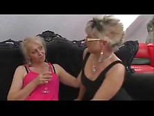 Horny Matures Lesbo Threesome