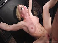 Submissive Blonde Slut Nikki Delano Wants Rough Anal Fuck In Bon