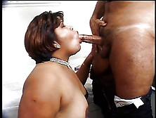 Selenne (Latina Bbw) & Will Ravage