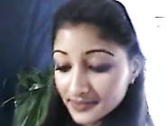 Horny Brunette Punjab Babe Sucking Cock On Pov Video