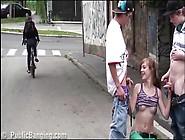 Sexo Na Rua Com Amiga Muito Gostosa