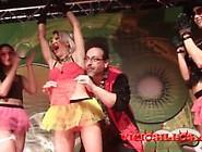 Magia Al Desnudo Featuring Conrad Girls En El Feda 2015 By Vicio