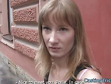 Casting Beauty Sucking And Riding Cock Video