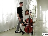 Keisha Grey Gets Very Erotic After Her Music Lesson Turns Fuckin