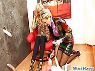 Bianca Ferrero Gode Con Una Zoccola Vogliosa