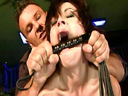 Spoiled Nympho Gets Her Fine Ass Whipped Hard In Rough Bdsm Way