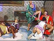 Three Sluts Enjoy Heavy Pounding And Dps In Hardcore Parody Scen