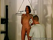 Hottie Gets Her Jugs Punished