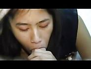 Amateur Asian Girl Blowjob,  Anal And Facial