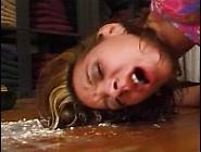 She Pukes From Deepthroat