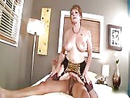 Horny Old Slut Shows Off Her Stuff
