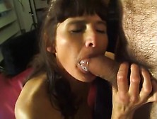 Sucking A Cock In A Porn Store