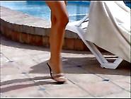 Silvia's Foot Tease