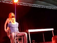 Baaby Jess - Strip To Nude Show - Eropolis Nice France 2013-02-1