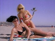 Denise austin bikini pussy