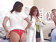 Horny Mature Nurses Ava Devine And Vanessa Bella's Bonerific Thr