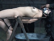Teen Girl Is Tortured And Made To Orgasm