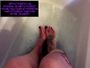 Foot Video - Tank's Sexy Smelly Teen Feet :)
