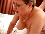Chubby Euro Granny With Big Hooters Rides And Does Sixty-Nine