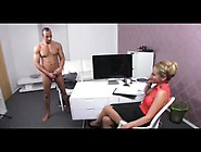 Femaleagent Massive Cock Delivers Huge Creampie Inside Milf