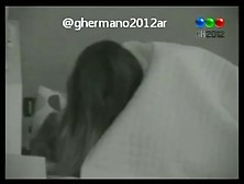 Ailin And Alex On Gran Hermano 2012