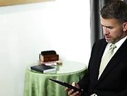Elder Cums In Mormon Book