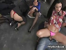 Chanel Lisa Sparkle And Mela Are Looking For Some